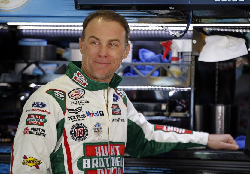 FIELDS Announces Sponsorship Of NASCAR Driver Kevin Harvick